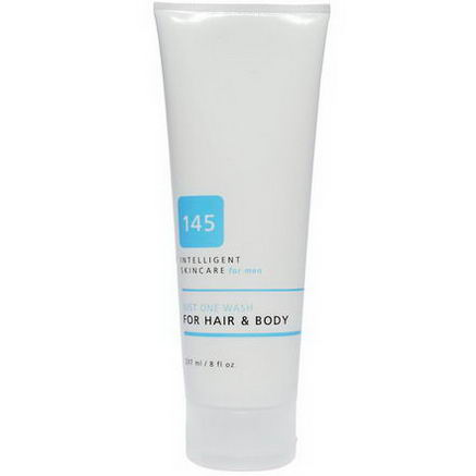 145 Intelligent Skincare for Men, Just One Wash for Hair & Body, By Earth Science, 8 fl oz (237 ml)