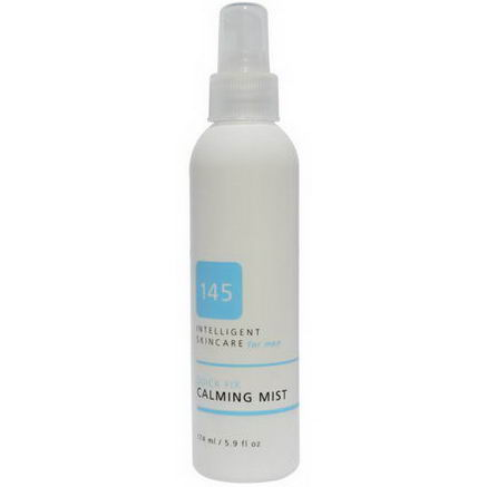 145 Intelligent Skincare for Men, Quick Fix Calming Mist, By Earth Science, 5.9 fl oz (174 ml)