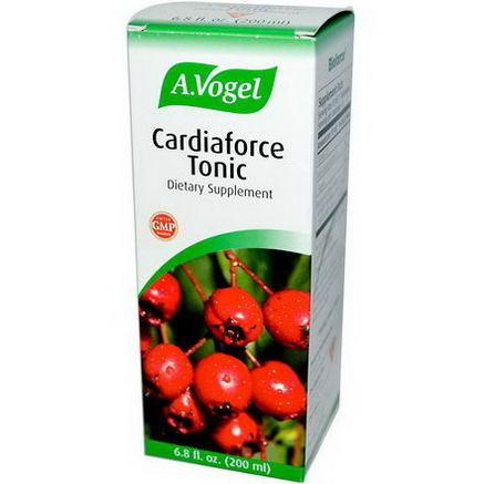 A Vogel, Cardiaforce Tonic, 6.8 fl oz (200 ml)