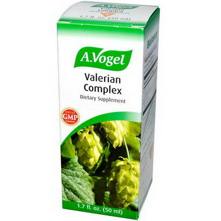 A Vogel, Valerian Complex, 1.7 fl oz (50 ml)
