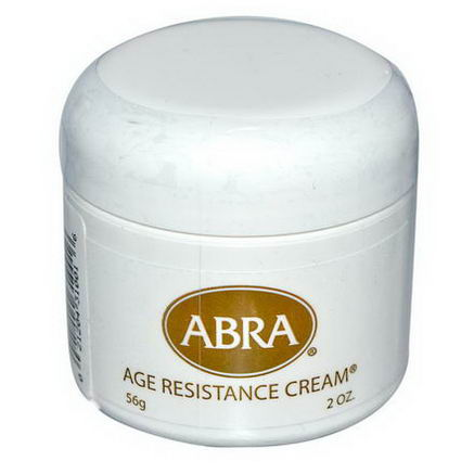 Abra Therapeutics, Age Resistance Cream, 2oz (56g)