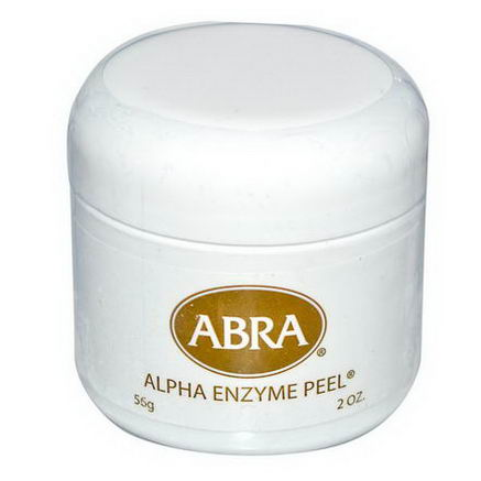 Abra Therapeutics, Alpha Enzyme Peel, 2oz (56g)