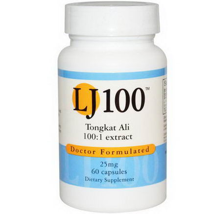 Advance Physician Formulas, Inc. Tongkat Ali, LJ 100, 25mg, 60 Capsules