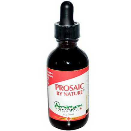 Amazon Therapeutics, Prosaic By Nature, 2oz (60 ml)