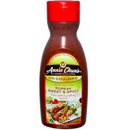 Annie Chun's, Go Chu Jang, Korean Sweet & Spicy Sauce, 10oz (283g)