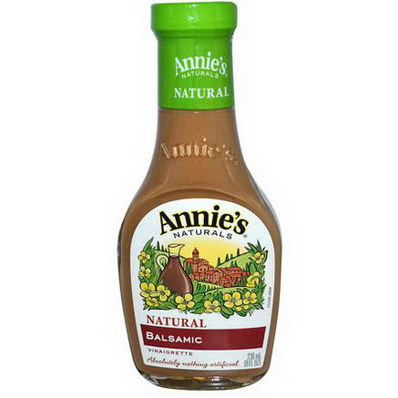 Annie's Naturals, Natural Balsamic Vinaigrette, 8 fl oz (236 ml)