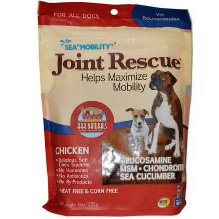Ark Naturals, Sea Mobility, Joint Rescue, Chicken, 9oz (255g)