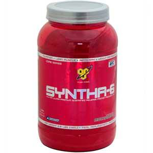 BSN, Syntha-6, Meal Replacement / Addition, Mochaccino, 2.91 lbs (1320g)