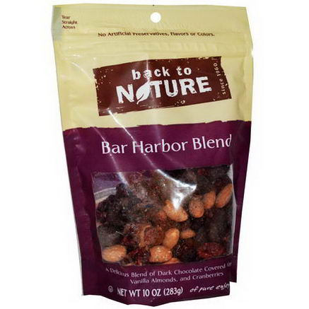 Back to Nature, Bar Harbor Blend, 10oz (283g)
