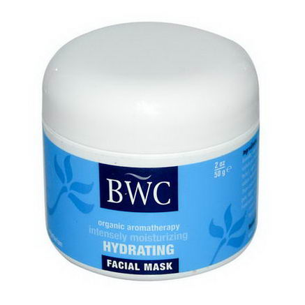 Beauty Without Cruelty, Hydrating Facial Mask, 2oz (50g)