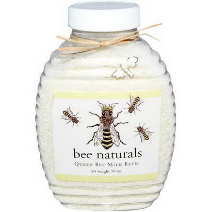 Bee Naturals, Queen Bee Milk Bath, 10oz