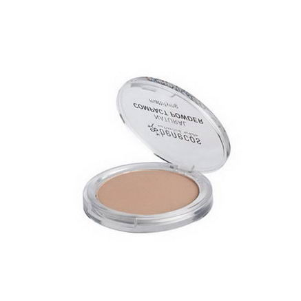 Benecos, Natural Compact Powder Mattifying, Sand, 9g