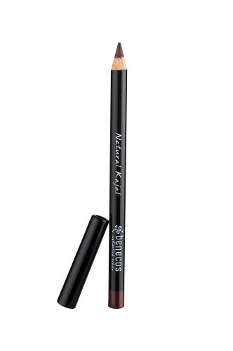 Benecos, Natural Kajal Eye Liner, Brown, 1.13g