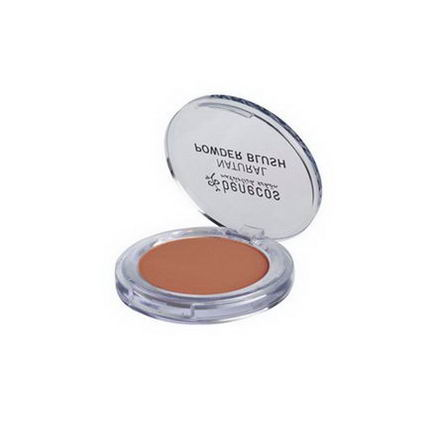 Benecos, Natural Powder Blush, Toasted Toffee, 5.5g