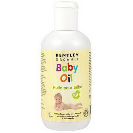 Bentley Organic, Baby Lotion, 8.4 fl oz (250 ml)