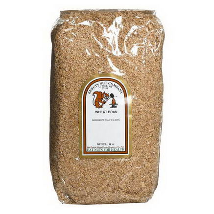 Bergin Fruit and Nut Company, Wheat Bran, 16oz