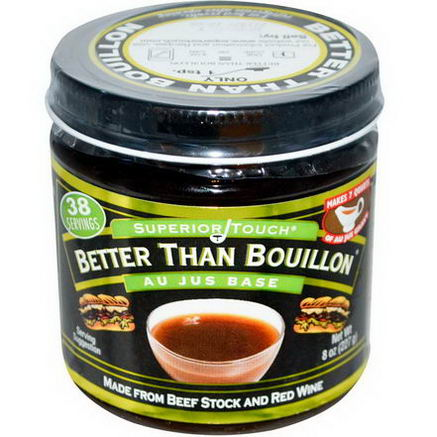 Better Than Bouillon, Superior Touch, Au Jus Base, 8oz (227g)