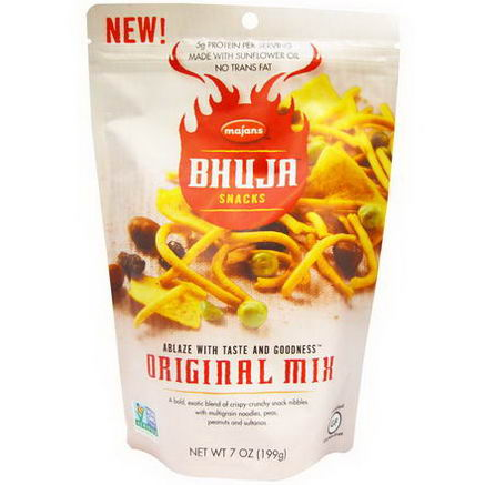 Bhuja, Original Mix, 7oz (199g)