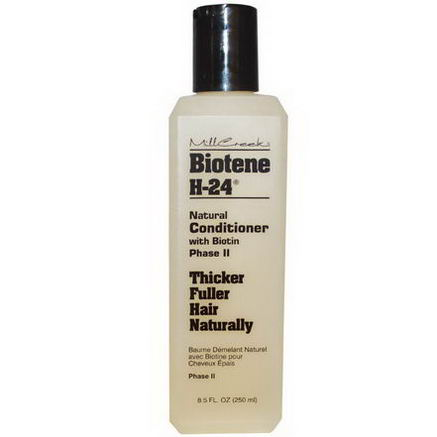 Biotene H-24, Natural Conditioner with Biotin Phase II, 8.5 fl oz (250 ml)