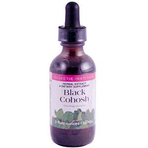 Eclectic Institute, Black Cohosh, 2 fl oz (60 ml)
