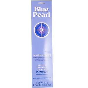 Blue Pearl, Classical Champa Incense, 20g/.7oz