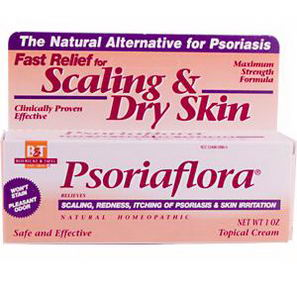 Boericke & Tafel, Psoriaflora, Topical Cream, 1oz