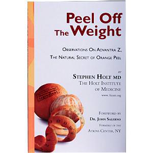 Books, Peel Off the Weight, by Stephen Holt MD, 112 Page Paper-Back Book