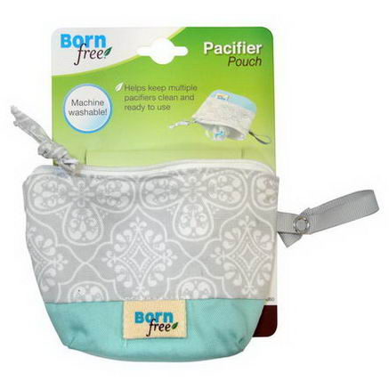 Born Free, Pacifier Pouch, 1 Pouch