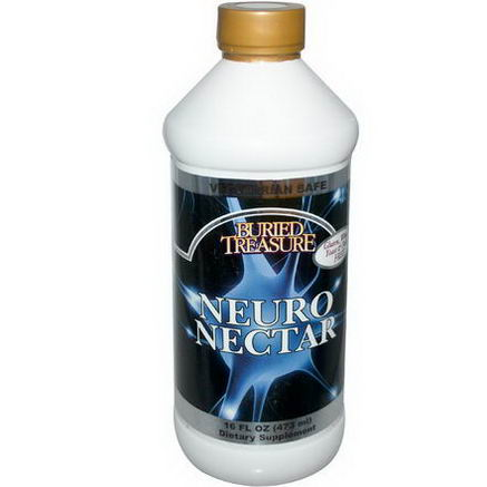 Buried Treasure, Neuro-Nectar, 16 fl oz (473 ml)