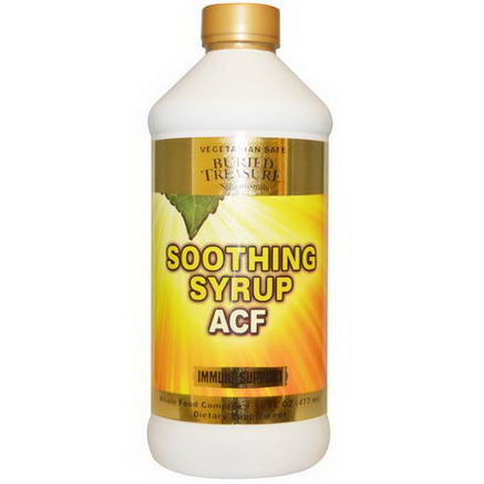 Buried Treasure, Soothing Syrup ACF, Immune Support, 16 fl oz (473 ml)