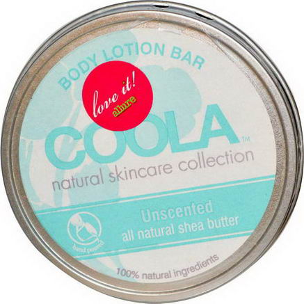 COOLA Organic Suncare Collection, Body Lotion Bar, Unscented, 2.75oz
