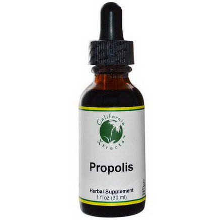 California Xtracts, Propolis, 1 fl oz (30 ml)