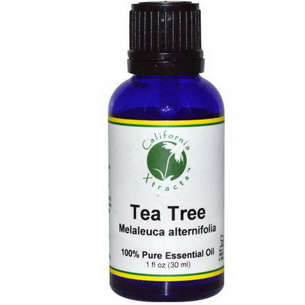 California Xtracts, Tea Tree, 1 fl oz (30 ml)