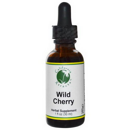California Xtracts, Wild Cherry, 1 fl oz (30 ml)