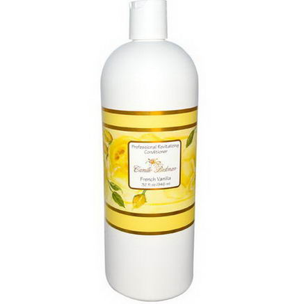 Camille Beckman, Professional Revitalizing Conditioner, French Vanilla, 32 fl oz (946 ml)