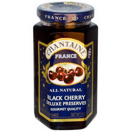 Chantaine, Deluxe Preserves, Black Cherry, 11.5oz (325g)