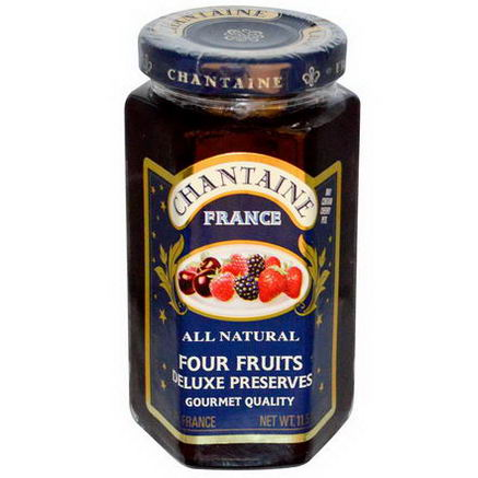 Chantaine, Deluxe Preserves, Four Fruits, 11.5oz (325g)