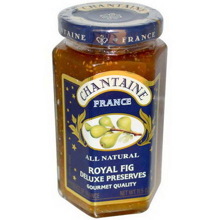 Chantaine, Deluxe Preserves, Royal Fig, 11.5oz (325g)