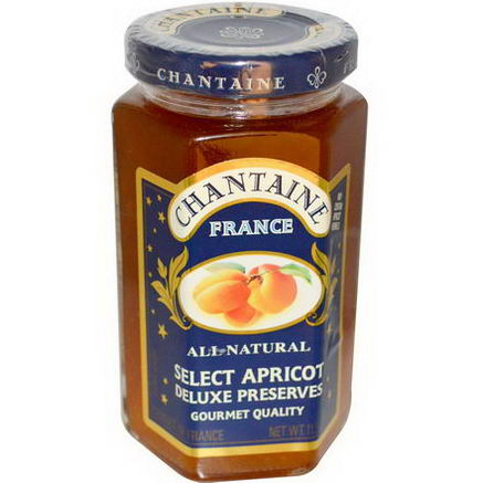 Chantaine, Deluxe Preserves, Select Apricot, 11.5oz (325g)