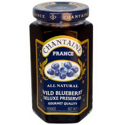 Chantaine, Deluxe Preserves, Wild Blueberry, 11.5oz (325g)
