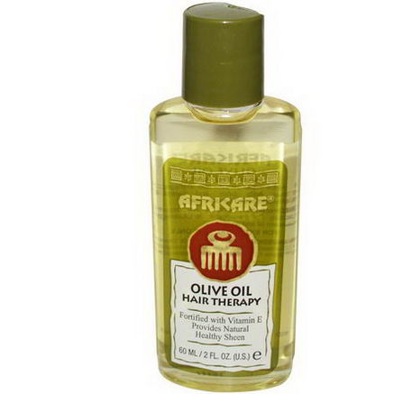 Cococare, Africare, Olive Oil Hair Therapy, 2 fl oz (60 ml)