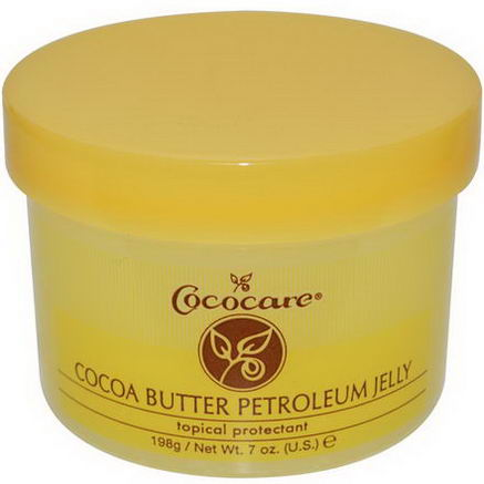 Cococare, Cocoa Butter Petroleum Jelly, 7oz (198g)