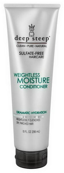 Deep Steep, Weightless Moisture Conditioner, 10 fl oz (295 ml)