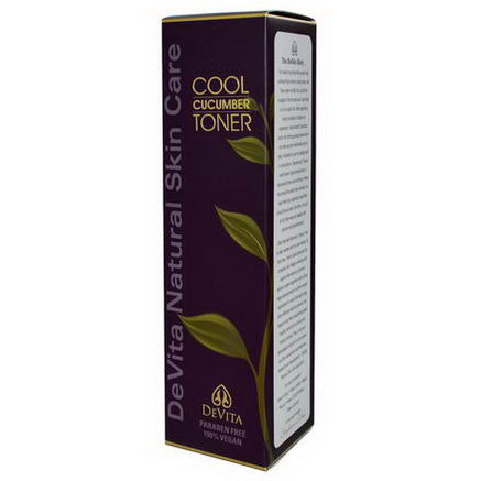 Devita, Cool Cucumber Toner, 5oz (150 ml)