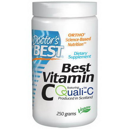 Doctor's Best, Best Vitamin C Powder, 8.8oz (250g)