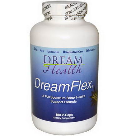 Dream Health, DreamFlex, 180 Vcaps