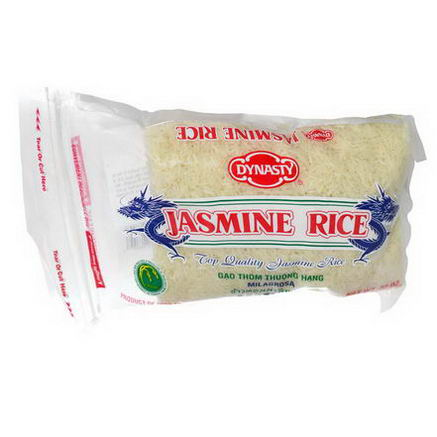 Dynasty, Jasmine Rice, 32oz (907g)