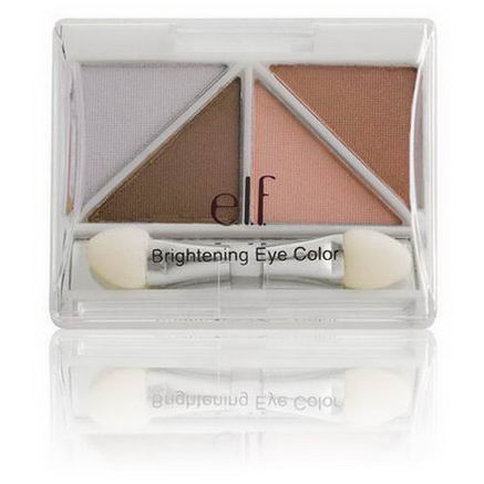 E.L.F. Cosmetics, Brightening Eye Color, Nouveau Neutrals, 0.09oz (2.5g)