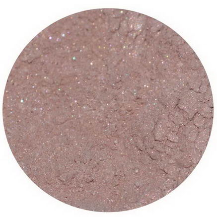 Earth Lab Cosmetics, Loose Mineral Blush, Baby Pink, 2g