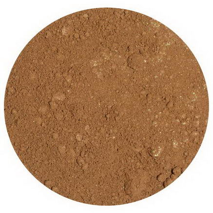 Earth Lab Cosmetics, Loose Mineral Foundation, Dark D2, 3g
